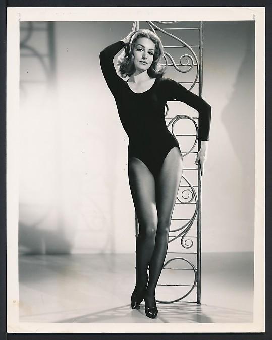 1960s original photo julie newmar sexy catwoman in batman